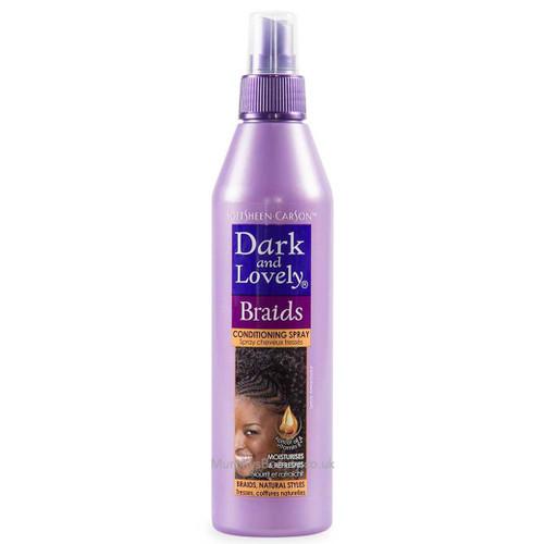 Dark and Lovely | Braids Conditioning Spray