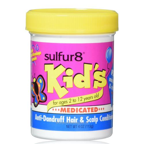 Sulfur8 | Kid's Anti Dandruff Hair & Scalp Conditioner Medicated