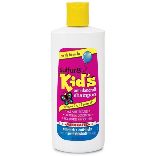 Sulfur8 | Kid's Anti Dandruff Shampoo Medicated