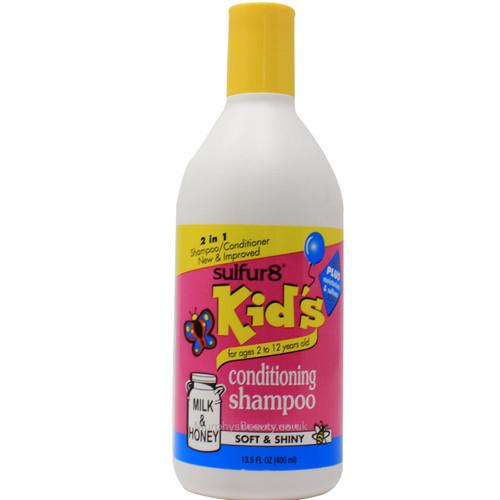 Sulfur8 | Kid's Conditioning Shampoo