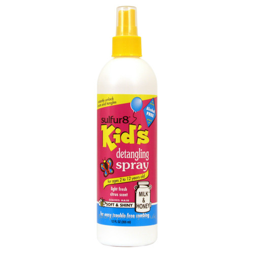 Sulfur8   Kid's Detangling Spray