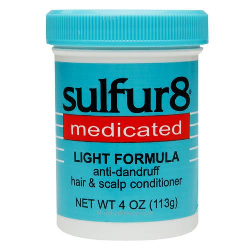 Sulfur8 | Medicated Light Formula Hair & Scalp Conditioner
