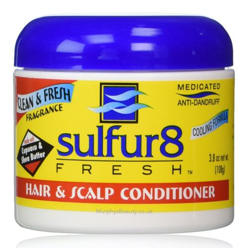 Sulfur8 | Fresh | Hair & Scalp Conditioner