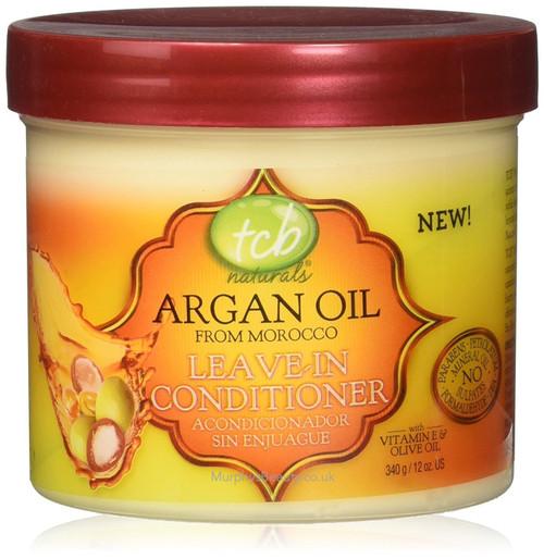 TCB   Argan Oil   Leave-In Conditioner