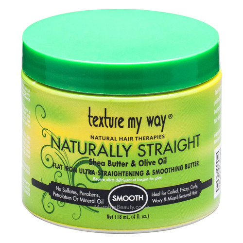 Texture My Way | Ultra Straightening & Smoothing Butter
