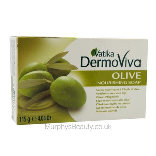 Vatika | Dermovita | Olive Nourishing Soap