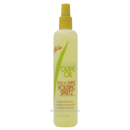 Vitale Olive Oil | Silk N Shine Holding Spritz