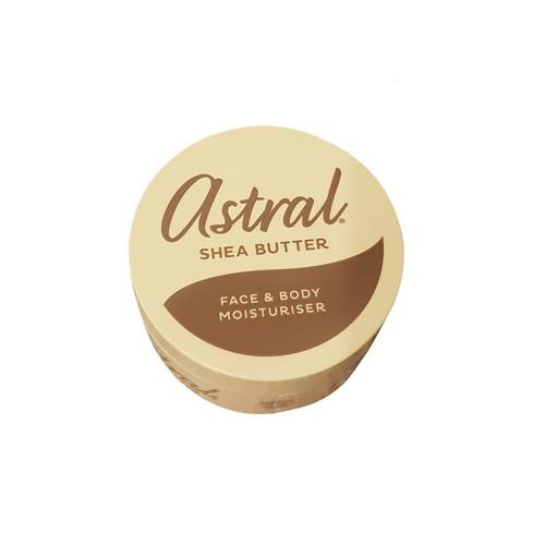 Astral Original   Face & Body Moisturiser   Shea Butter (200ml)