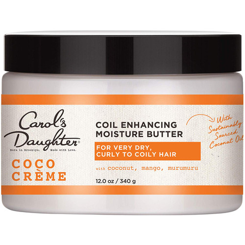 Carol's Daughter | Coco Creme | Coil Enhancing Moisture Butter (12oz)
