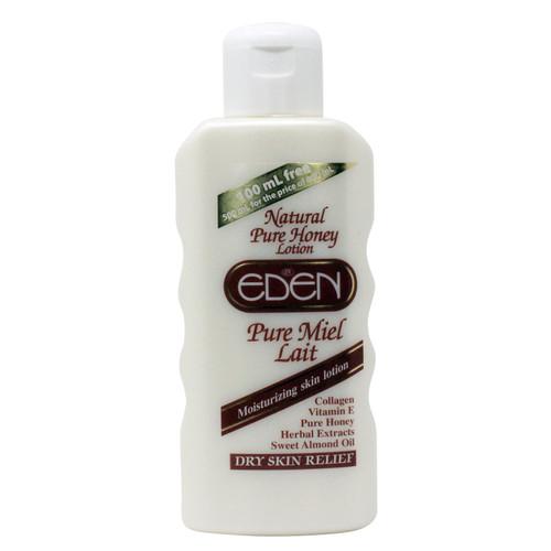 Eden   Natural Pure Honey Lotion (400ml)
