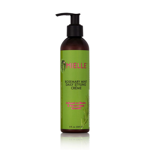 Mielle | Rosemary Mint Multi-Vitamin Daily Styling Creme (8oz)
