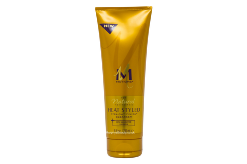 Motions | Heat Styled Straight Finish Cleanser (8oz)