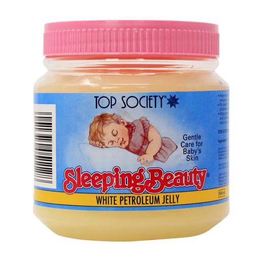 Sleepin Beauty | White Petroleum Jelly (500ml)