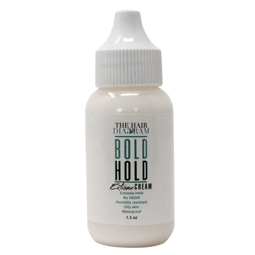 The Hair Diagram | Bold Hold | Extreme Cream (Extreme Hold) (1.3oz)