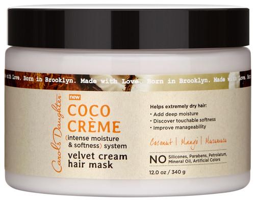 Carol's Daughter | Coco Creme | Velvet Cream Hair Mask (12oz)