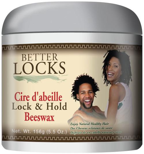 Better Locks | Lock & Hold Beeswax (5.5oz)