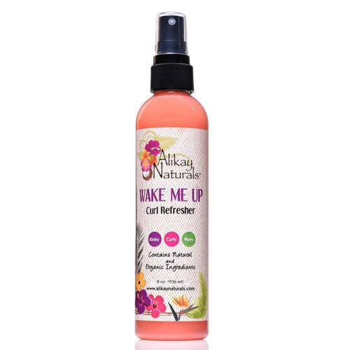 Alikay Naturals | Wake Me Up | Curl Refresher (8oz)