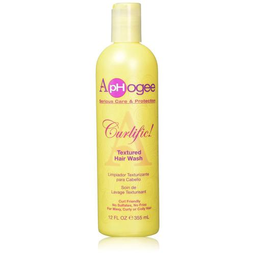 Aphogee | Curlific! | Textured Hair Wash (12oz) (12oz)