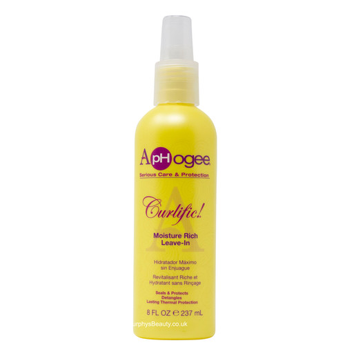 Aphogee | Curlific! | Moisture Rich Leave-In (8oz)