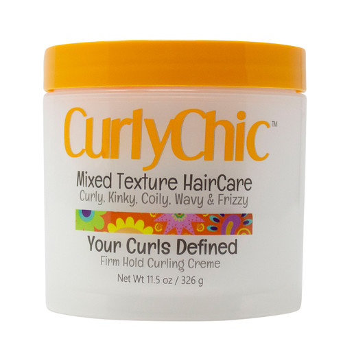 CurlyChic   Mixed Texture Hair Care   Your Curls Defined (11.5oz)