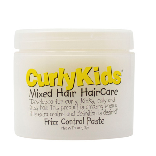 CurlyKids | Mixed Hair HairCare | Frizz Control Paste (4oz)