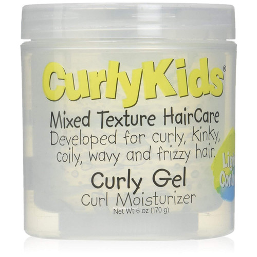 CurlyKids| Mixed Texture Hair Care | Curly Gel (6oz)