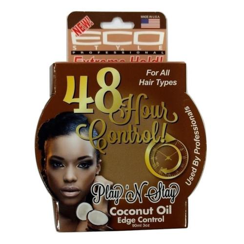 ECO   Play ' N Stay   Coconut Oil (3oz)