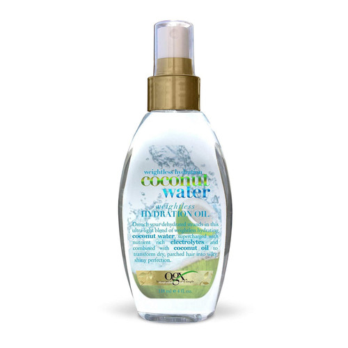 OGX | Coconut Water | Weightless Hydration Oil (4oz)