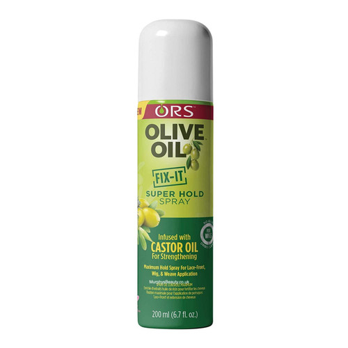 ORS | Olive Oil | Super Hold Spray (200ml)