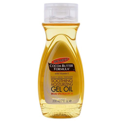 Palmer's   Cocoa Butter Formula   Soothing Moisturizing Gel Oil (200ml)
