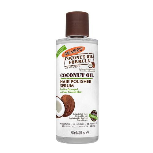 Palmer's   Coconut Oil Formula   Hair Polisher Serum (6oz)