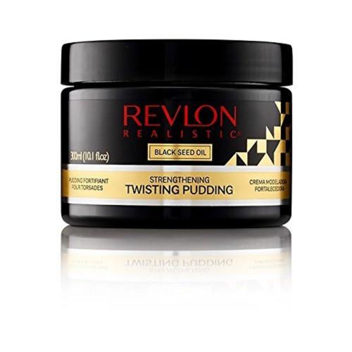 Revlon Realistic   Black Seed Oil   Strengthening Twisting Pudding (300ml)