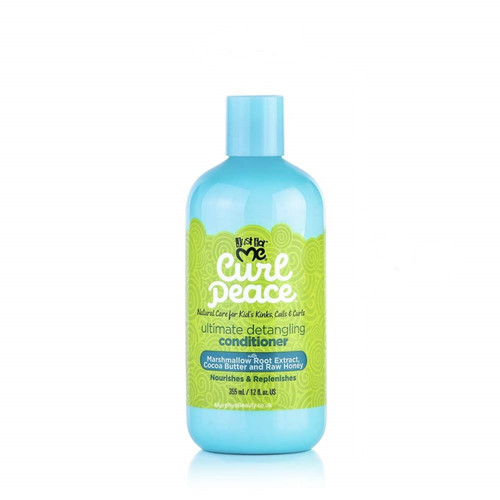 Just For Me | Curl Peace | Ultimate Detangling Conditioner (12oz)
