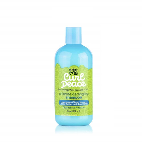 Just For Me | Curl Peace | Ultimate Detangling Shampoo (12oz)