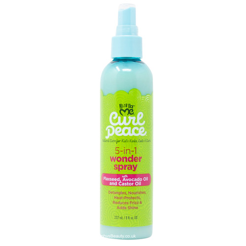 Just For Me | Curl Peace | 5-in1 Wonder Spray (8oz)