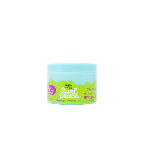 Just For Me | Curl Peace | Braiding & Twisting Grip Glaze (156g)