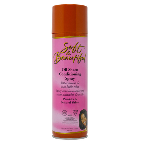 Soft & Beautiful | Oil Sheen | Conditioning Spray (480ml)