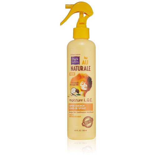 Dark and Lovely | Au Naturale | Super Quench Leave-In Spray (250ml)