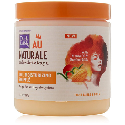 Dark and Lovely   Au Naturale   Coil Moisturizing Souffle (14.4oz)