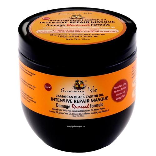 Sunny Isle | Jamaican Black Castor Oil | Intensive Repair masque (16oz)