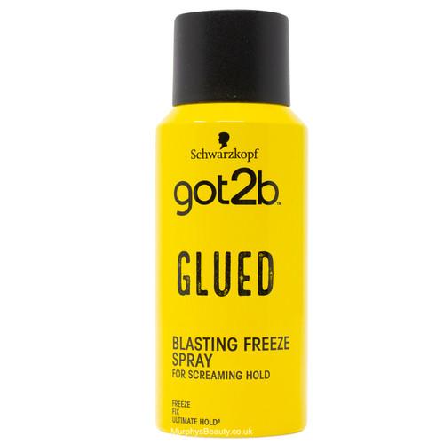 Schwarzkopf | Got2b | Glued Blasting Freeze Spray (100ml)