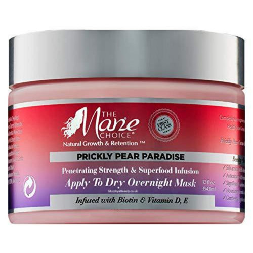 The Mane Choice | Prickly Pear Paradise | Apply To Dry Overnight Mask (12oz)