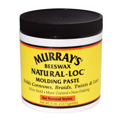 Murray's | Beeswax Natural-Loc | Molding Paste (6oz)
