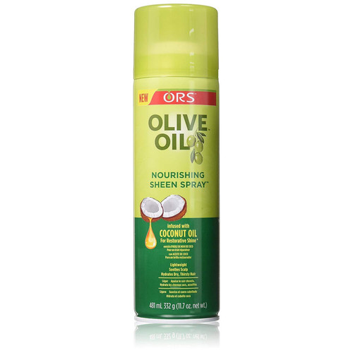 ORS   Olive Oil   Nourishing Sheen Spray (330g)