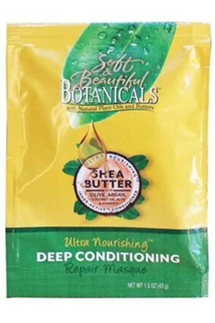 Soft & Beautiful | Botanicals | Shea Butter Ultra Nourishing Repair Mask (1.5oz)