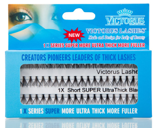 Victorus | 1X Series | Super Ultra Thick Fuller (Black) (Short)