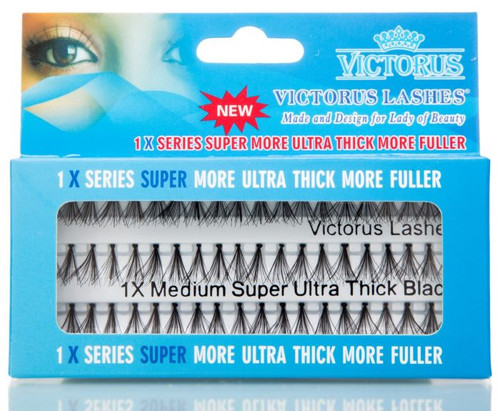 Victorus | 1X Series | Super Ultra Thick Fuller (Black) (Medium)