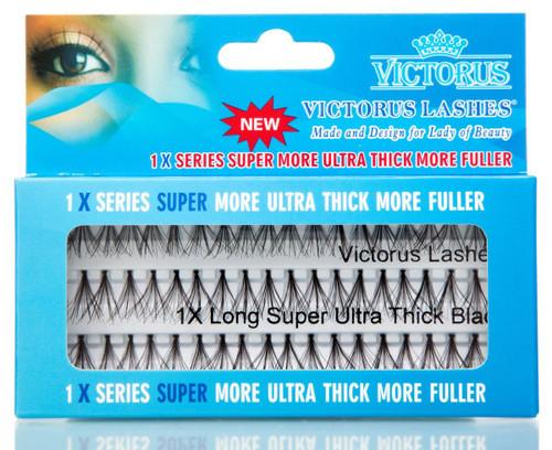 Victorus | 1X Series | Super Ultra Thick Fuller (Black) (Long)