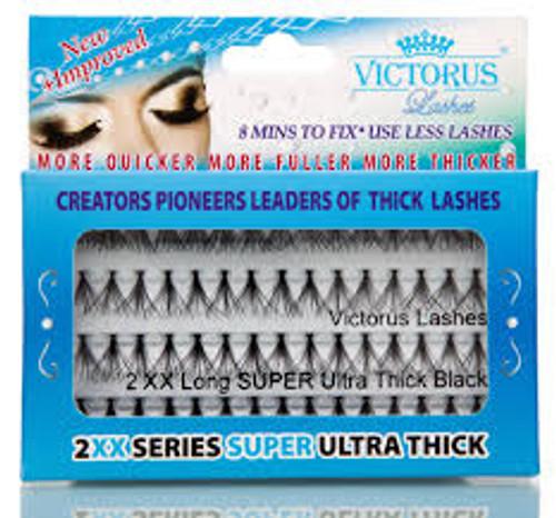 Victorus | 2XX Series | Super Ultra Thick (Black) (Long)