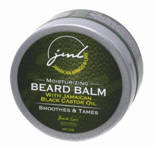Jamaican Mango and Lime   Beard Balm   with Jamaican black castor oil (2oz)